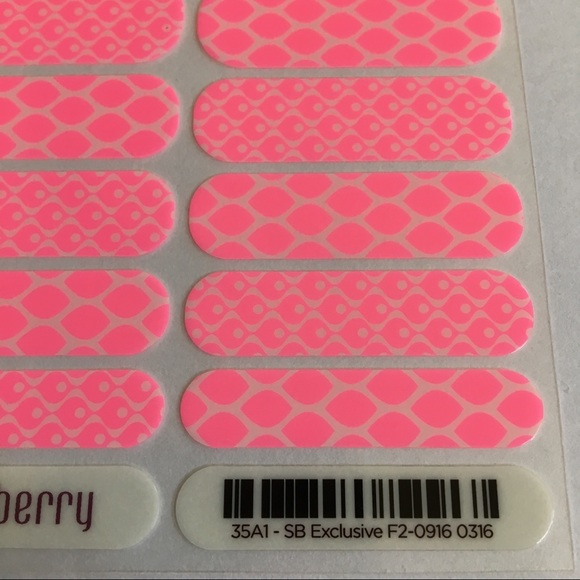 Jamberry Other - Jamberry Nail Wraps Style Box Exclusive Full Sheet